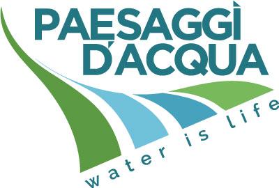 Logo ufficiale di Paesaggi d'Acqua